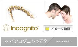 インコグニトって?